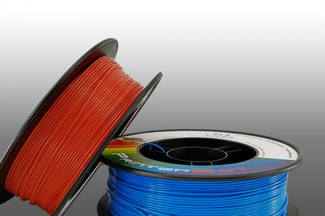 PLA Filament made by PrinterBot